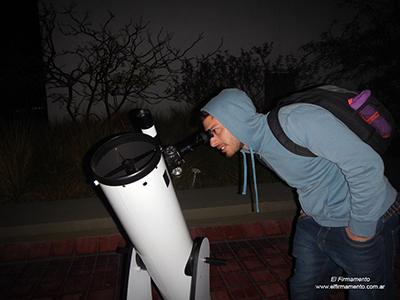 Astroturismo Abril