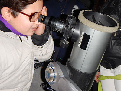 Astroturismo Julio