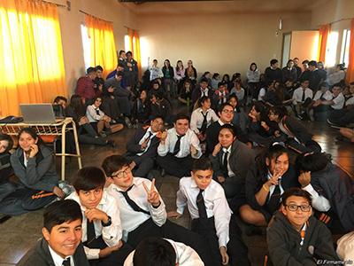 Actividad Educativa en Guaymallen