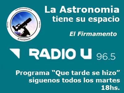 Columna Astronomica por Radio
