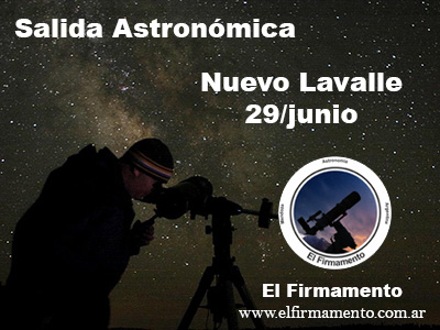 Salida Astronomica