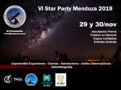VI Star Party Mendoza