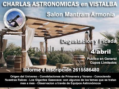 Astronomia en Vistalba