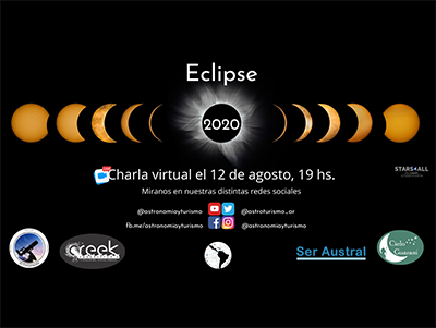 Eclipse 2020 3ra. Parte