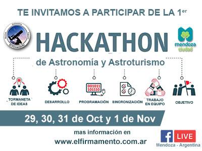 1er Hackathon de Astronomia