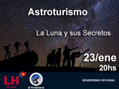 Astroturismo Las Heras