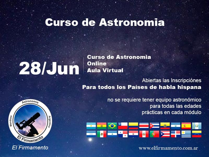 Curso de Astronomia Online