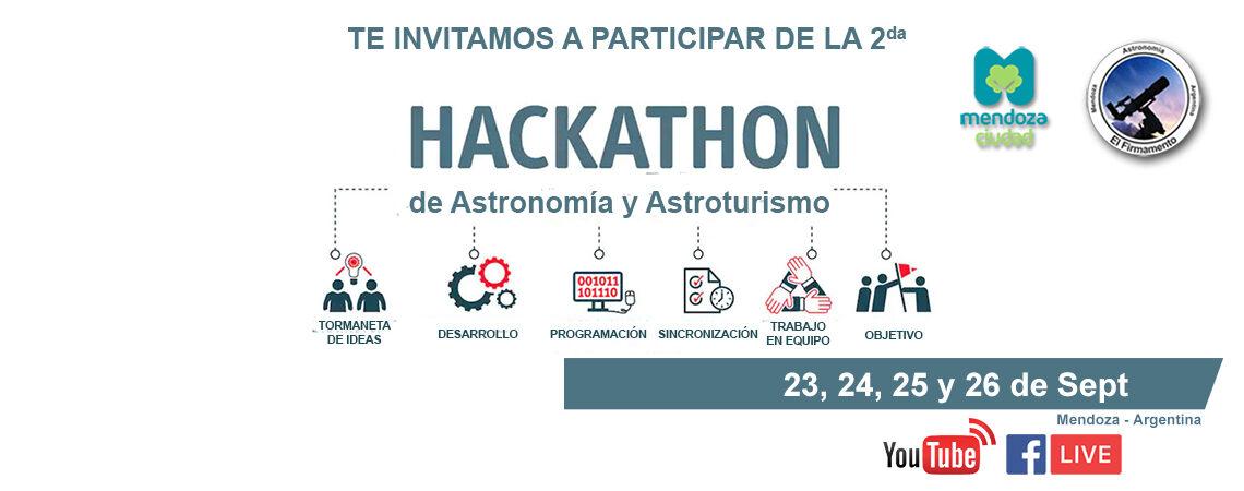 2da. Hackathon de Astronomía y Astroturismo 2021