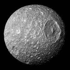 Mimas (satélite) - Wikipedia, la enciclopedia libre