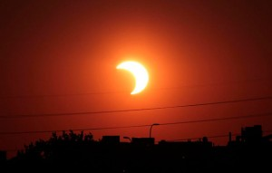 eclipse parcial